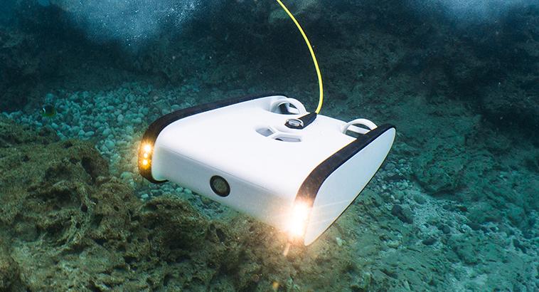 Sofar, le DJI de la mer, est issu de la fusion avec un OpenROV