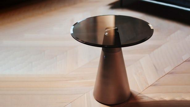 Coolgeek dévoile une table basse enceinte au son surround 1
