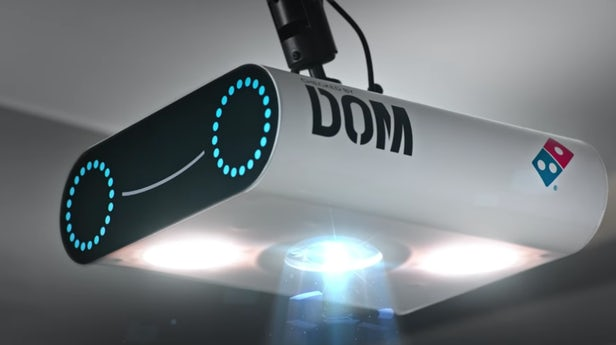 DOM Pizza Checker – Un scanner de pizza alimentés par l'IA 1