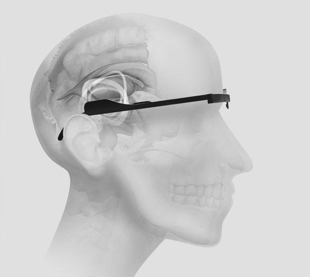 JoanGlass – Des lunettes intelligentes qui traitent le stress, l'anxiété et la dépression 1