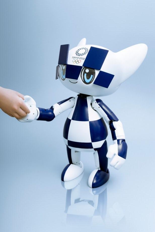 Découvrez les robots d'assistance de Toyota pour les Jeux olympiques de 2020