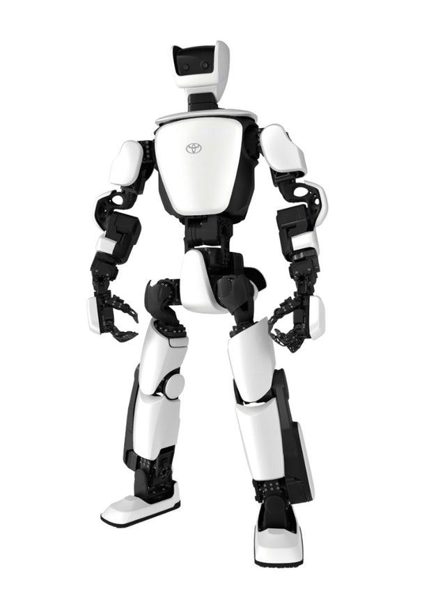 Découvrez les robots d'assistance de Toyota pour les Jeux olympiques de 2020 2