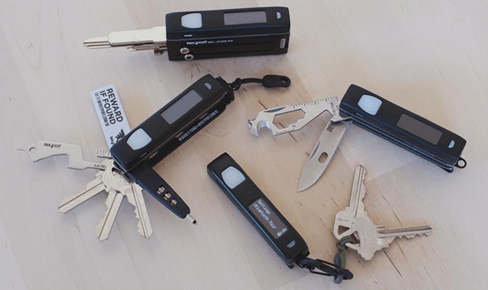 OmniFob – Un objet connecté qui vous permet de vous passer de vos objets 1