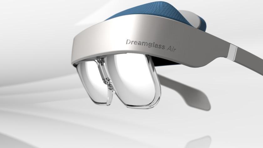 DreamGlass Air - Un ensemble abordable de lunettes AR 1