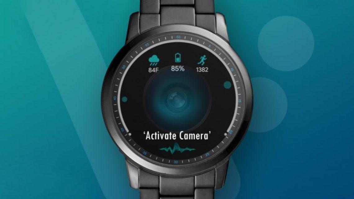 Google Pixel Watch caméra intégrée dans le cadran