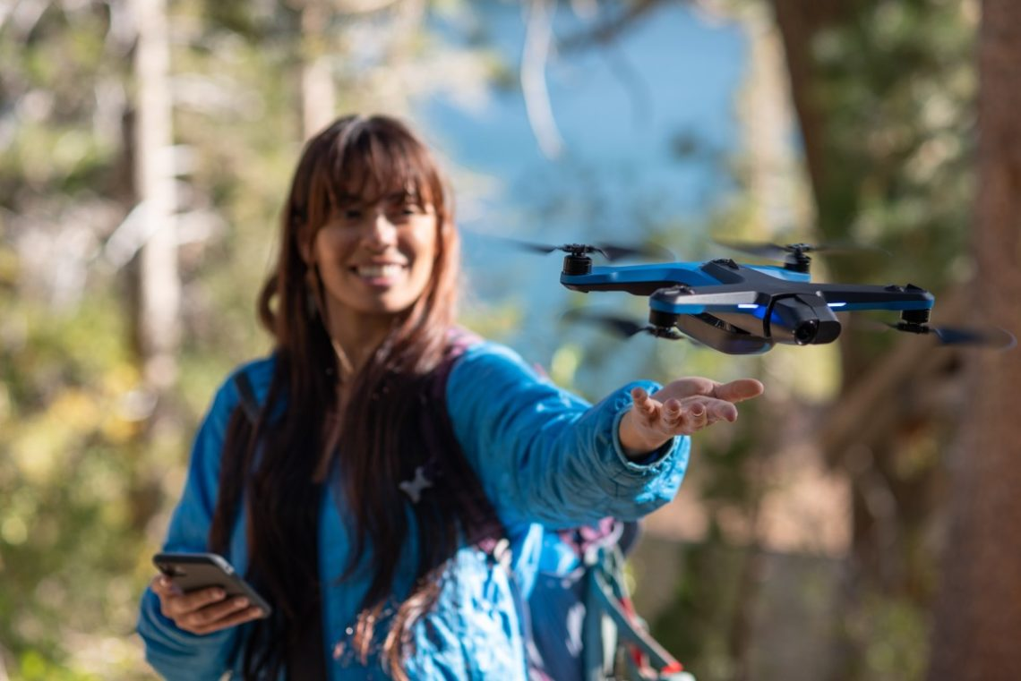 Skydio 2 - Le drone caméra intelligent qui veut tout révolutionner