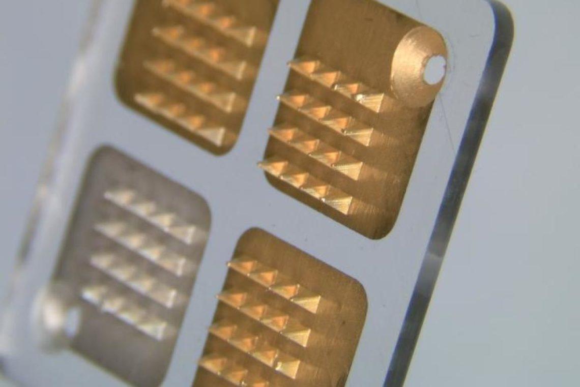 Un patch cutané mesure les niveaux d'antibiotiques des patients en temps réel