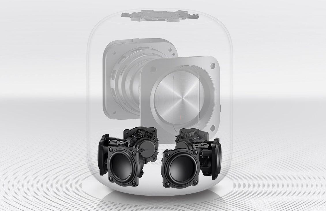 Sound X - Devialet va produire le haut-parleur intelligent de Huawei 1