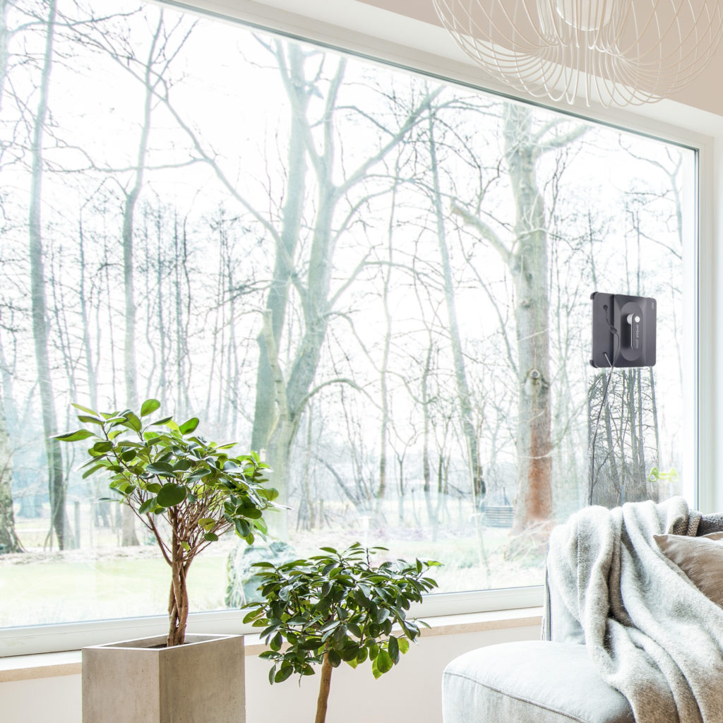 robot nettoyeur de vitres 1