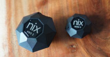 Nix Pro 2 et Nix Mini - Des capteurs de couleurs exceptionnels