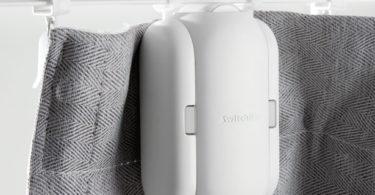 SwitchBot transforme votre rideau classique en un rideau automatique