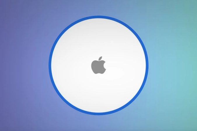 Apple Tag AirTags trackers apple