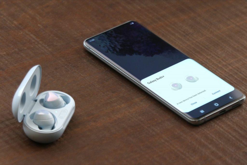 Les Samsung Galaxy Buds Plus améliorent la qualité audio et la durée de vie de la batterie 1