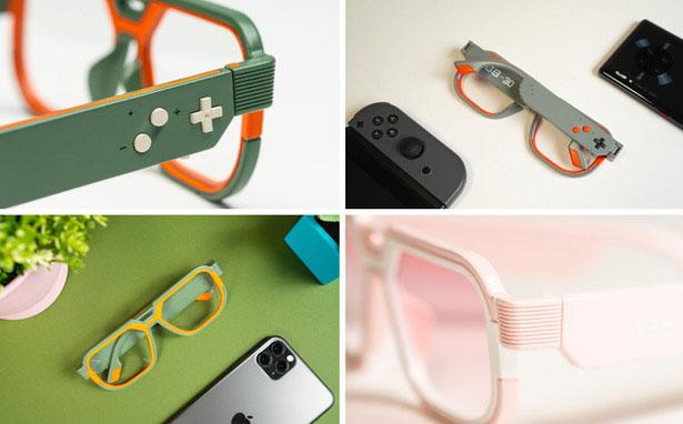 Mutrics GB-30 – Des lunettes audio rétro intelligentes 2