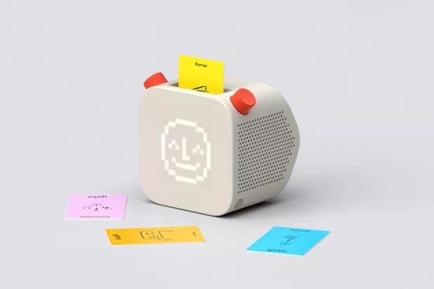 Pentagram Yoto Player haut-parleur intelligent