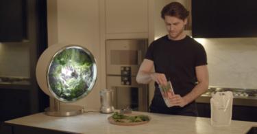 Rotofarm – Un jardin d'intérieur connecté