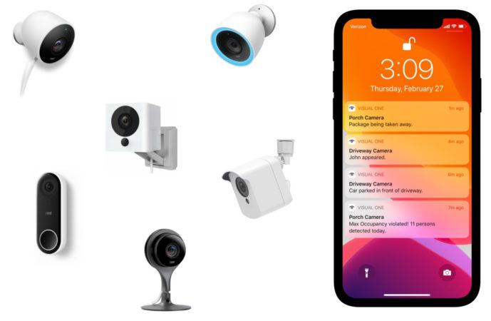 Visual One améliore les caméras de sécurité grâce à la reconnaissance d'objets et d'actions