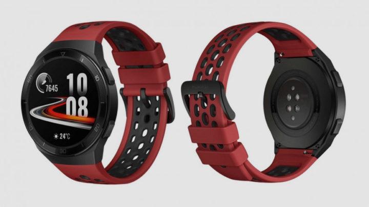 Huawei Watch GT2e se dévoile avec un nouveau look 1