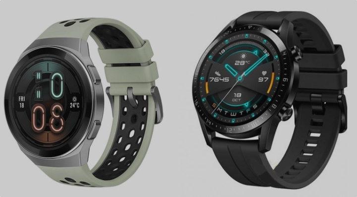 Huawei Watch GT2e se dévoile avec un nouveau look 2