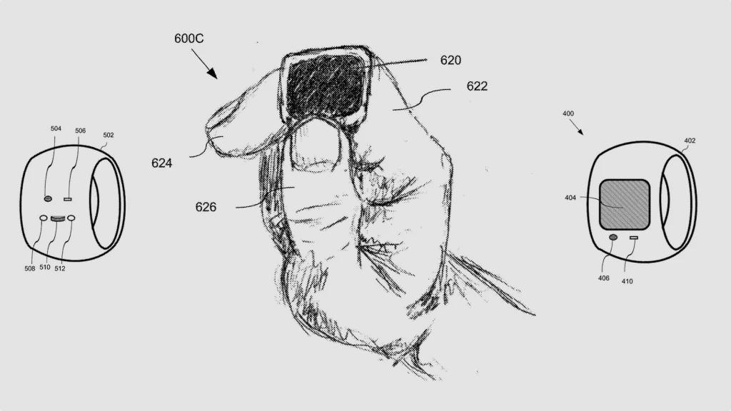 Le smart ring d'Apple vous permet de contrôler d'autres appareils