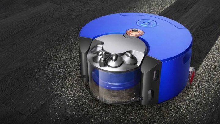 Dyson 360 Heurist un aspirateur robot futuriste