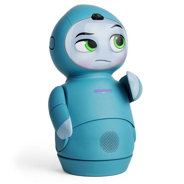 Moxie– Un robot destiné à l'éducation des enfants 1