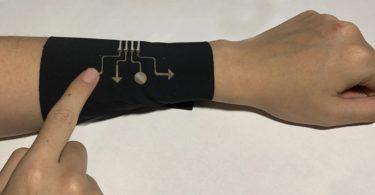 Des matériaux électroniques respirant pour des vêtements plus confortables