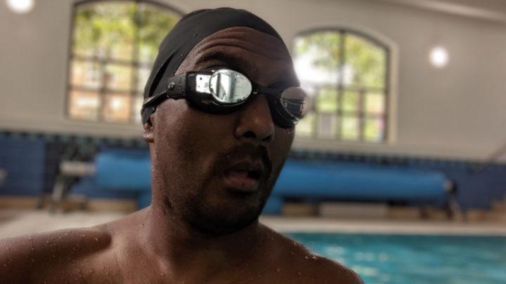 Form AR – Des lunettes de natation compatibles Apple Watch et Garmin 1