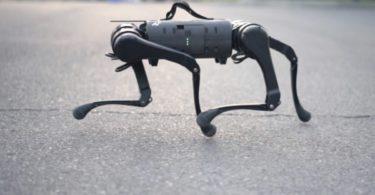 Unitree dévoile son dernier robot quadrupède à moins de 10 000 dollars
