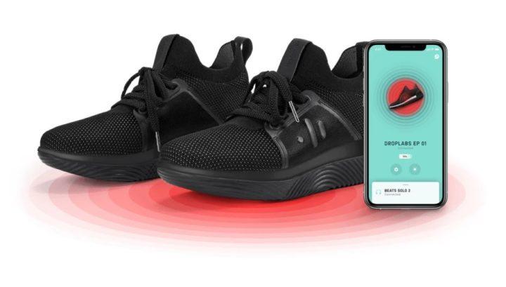 DropLabs va lancer des chaussures à sensations sonores