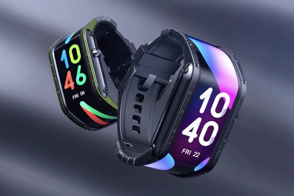 Nubia Watch vous offre un écran enveloppant polyvalent à votre poignet 1