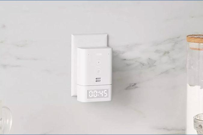 Smart Clock– Une horloge intelligente pour Echo Flex