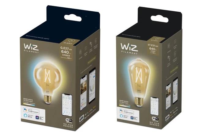 WiZ dévoile des systèmes d'éclairage intelligents et abordables 1