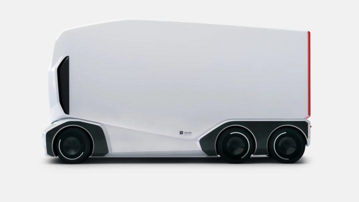 Le camion autonome Pod d'Einride sera bientôt disponible 1