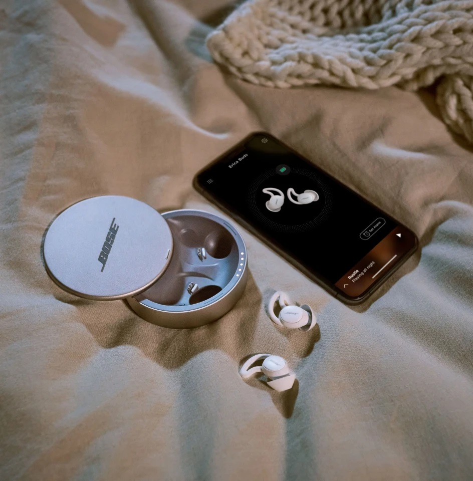 Les Bose Sleepbuds de deuxième génération améliorent les performances de masquage