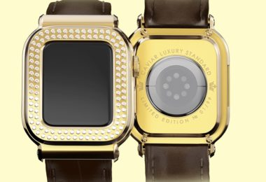 Caviar Royal Gift crée une Apple Watch à 45 000 dollars