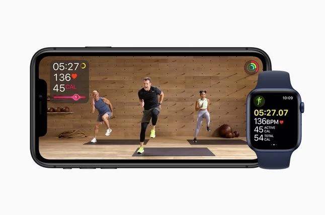Qu'est-ce qu'Apple Fitness+