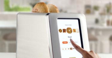 grille-pain intelligent R180 High-Speed Smart Toaster de Revolution Cooking