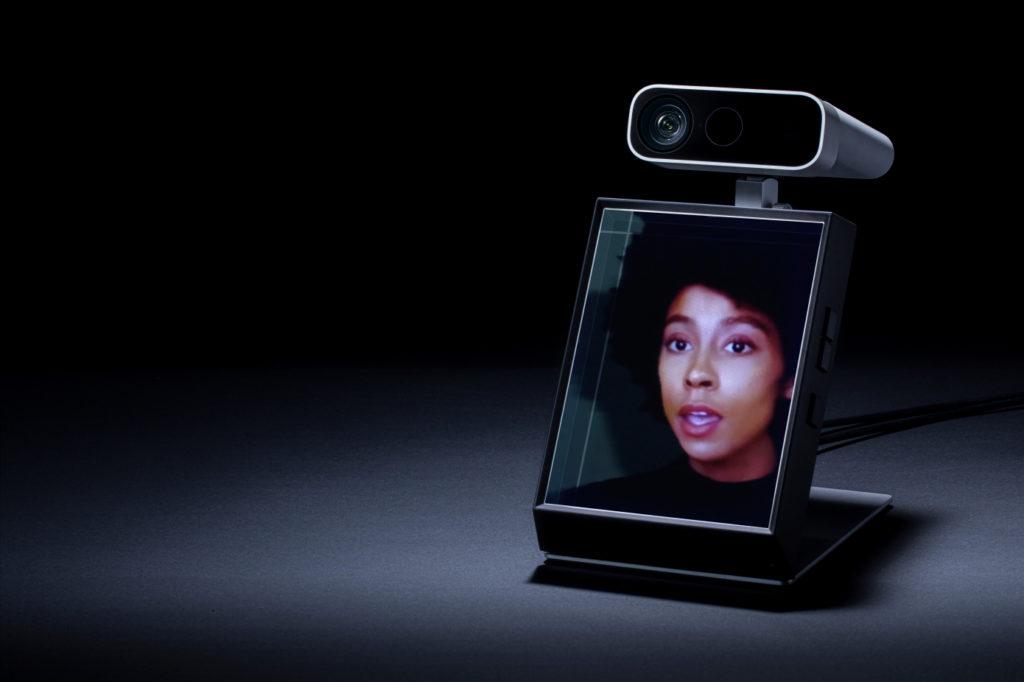 Découvrez le cadre photo numérique holographique de Looking Glass