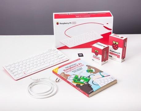 Le nouveau Raspberry Pi est un PC à clavier 1