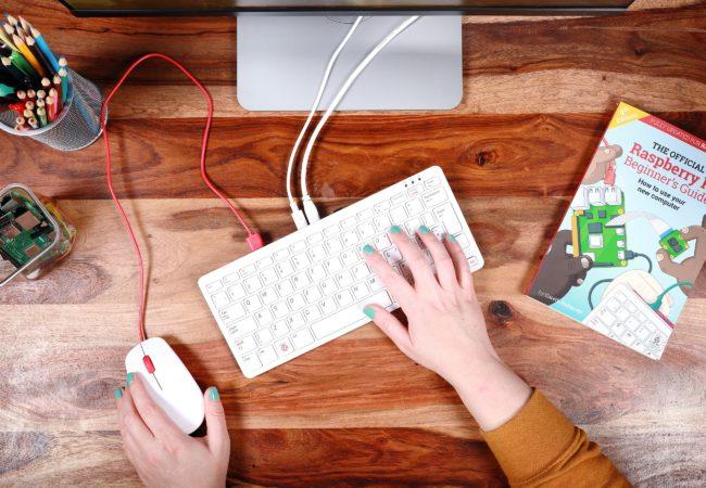 Le nouveau Raspberry Pi est un PC à clavier 2