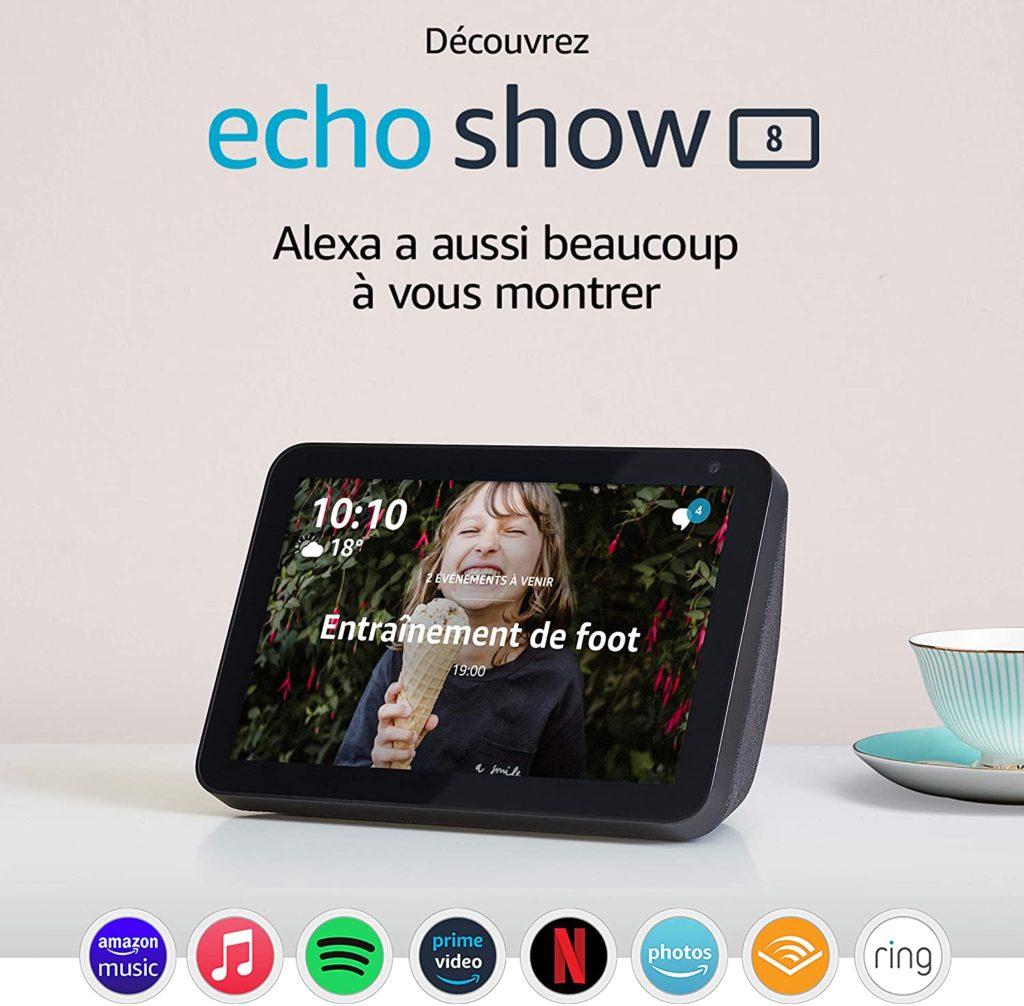Amazon Echo Show trucs et astuces pour maîtriser Alexa sur un écran tactile