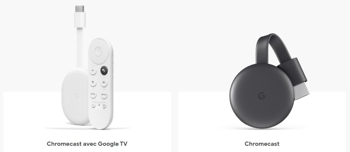 Google Chromecast 1