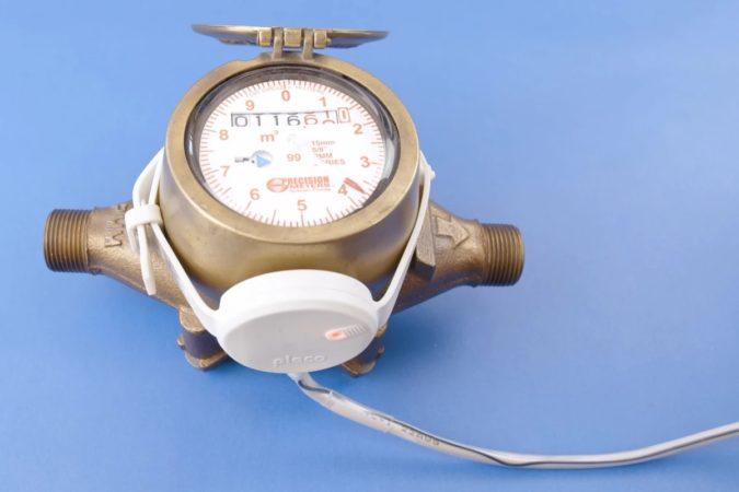 Pleco Smart Water Watch garde un œil sur l'utilisation de l'eau à domicile