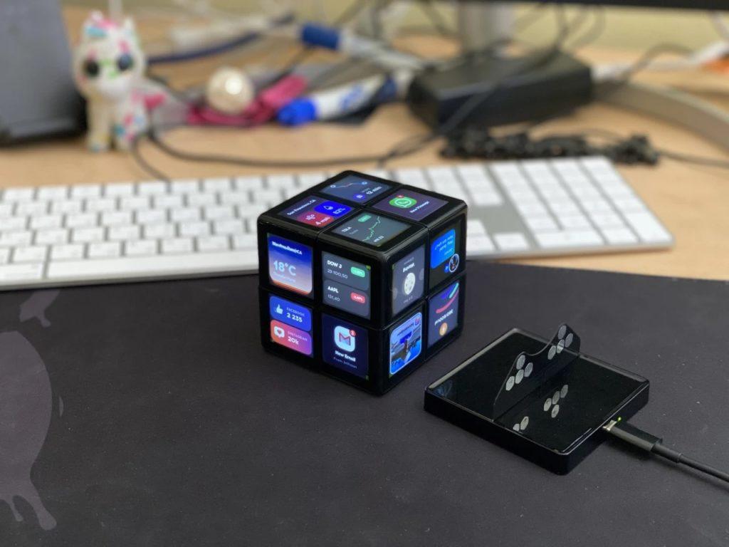 WowCube donne une autre dimension au jeu 1