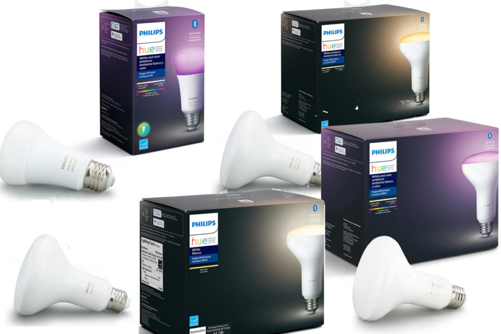 Philips Hue Bluetooth Zigbee