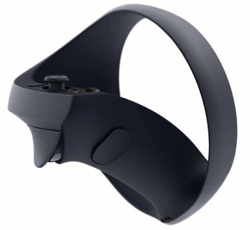 Autres caractéristiques des manettes du PlayStation 5 VR