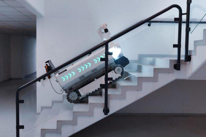 Printstones dévoile Baubot, un robot mobile modulaire pour les chantiers de construction