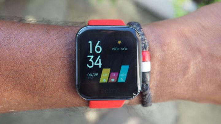 Lancement de la Realme Watch 2 avec SpO2 et une autonomie de 12 jours 1
