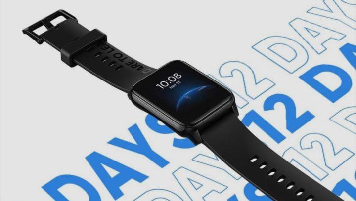 Lancement de la Realme Watch 2 avec SpO2 et une autonomie de 12 jours
